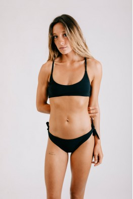 TOP - NAZARE BLACK
